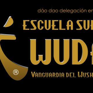 Logo wudao dorado delegación