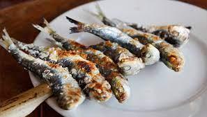 espetos de sardinas