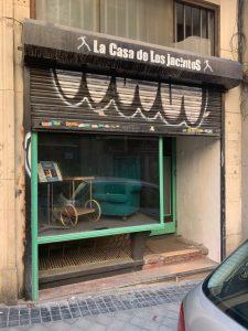 La casa de los jacintos arganzuela