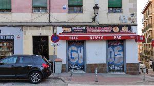 cafe rivas plaza bara del rey