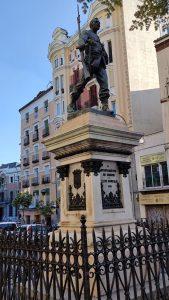 estatua el cascorro actual