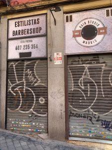 estilistas barbeshop arganzuela
