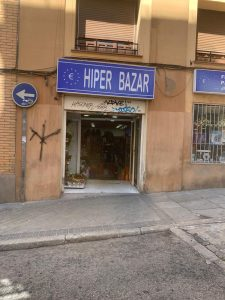 hiper bazar arganzuela
