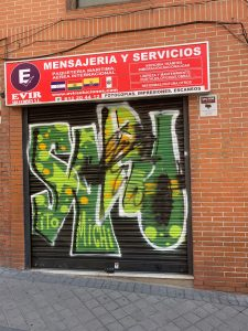 mensajeria y servicios arganzuela