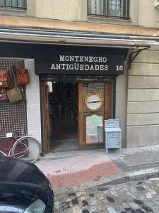 montenegro antiguedades