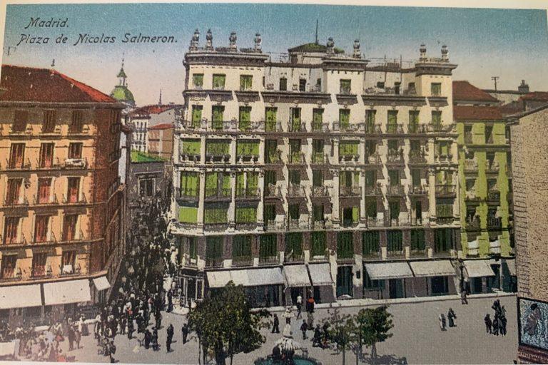 Postales Luis Aman y Román Alonso (2)
