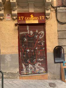 el cascorro 17 calle de bastero