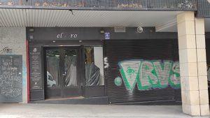 el foro del arte calle de la ribera de curtidores.