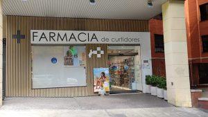 farmacia calle de la ribera de curtidores.
