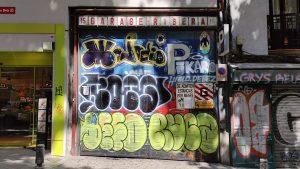 garage ribera calle de la ribera de curtidores.