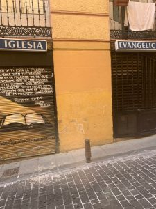 iglesia calle rodrigo de guevara