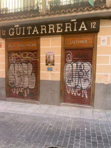 la guitarreria calle rodrigo de guevara